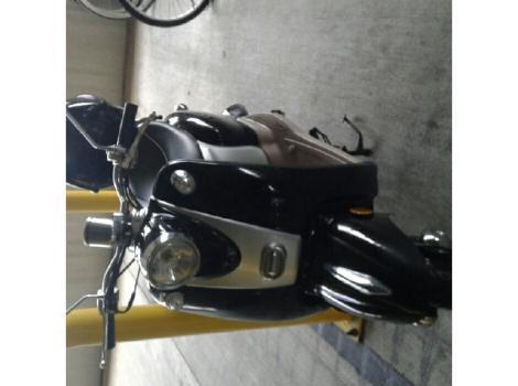 2012 Piaggio Bv 200