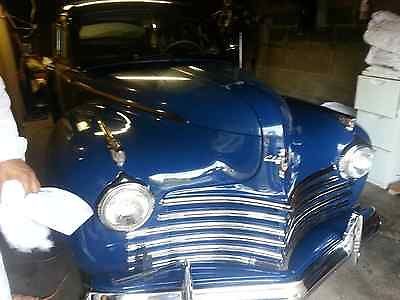 Chrysler : Royal C28 Blue 1941 Chrysler Royal C28