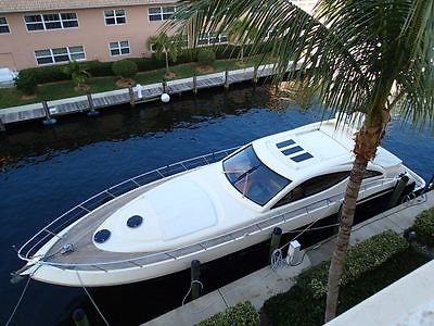 2007 68' Gianetti 68 HT Express Cruiser - BRING OFFERS!!!