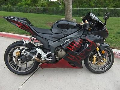 Kawasaki : Ninja 2006 kawasaki ninja zx 6 r 636
