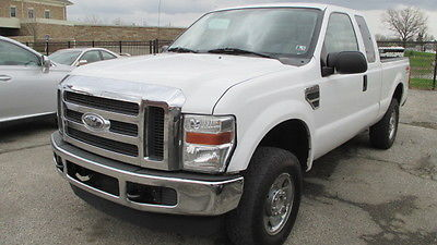 Ford : F-250 XLT 2008 ford f 250 super duty xlt extended cab pickup 4 door 5.4 l 4 x 4