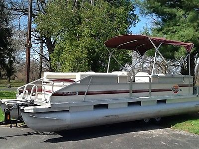 28 Foot Pontoon Boats For Sale