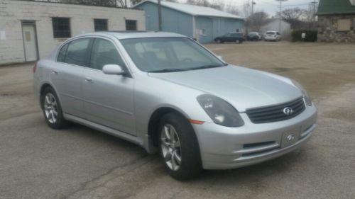 Infiniti G35 Cars For Sale In Michigan