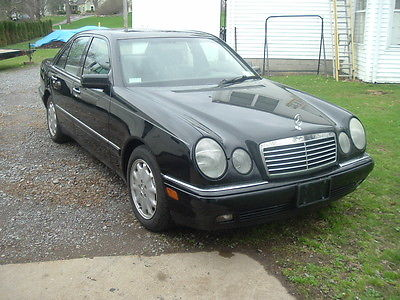 Mercedes e300 turbo diesel cars for sale for 1998 mercedes benz e300
