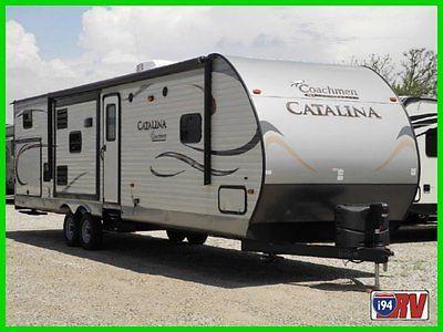 2015 Coachmen Catalina 333BHKS New TRAVEL TRAILER RV CAMPER BUNK HOUSE BUNKHOUSE