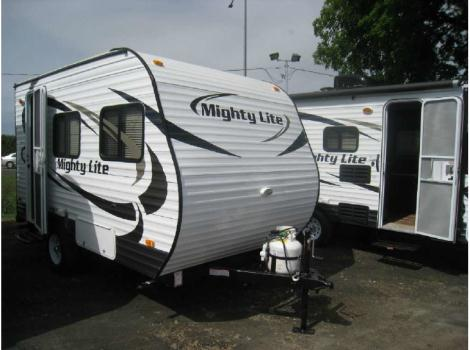 2015 Pacific Coachworks Mighty Lite M12RB