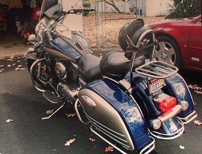 Kawasaki : Vulcan 2004 kawasaki vulcan nomad 1500 cc