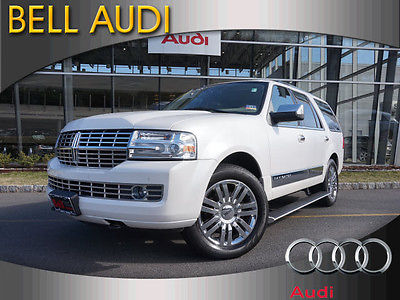 Lincoln : Navigator luxury 2010 lincoln navigator 3 rd row nav rear dvd loaded