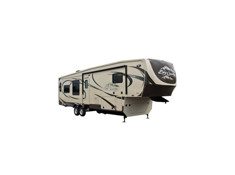 2013 Heartland Big Country 3596RE