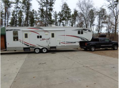 2008 K-Z Manufacturing Sportster 5TH WHEEL