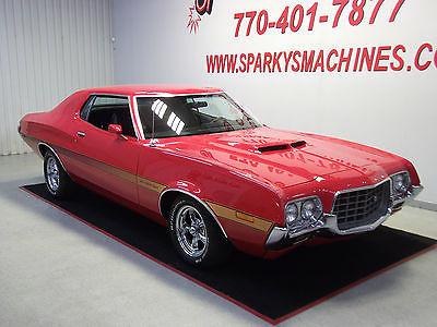 Ford : Torino 2 Door Gran Torino Sport 1972 ford gran torino sport, 0