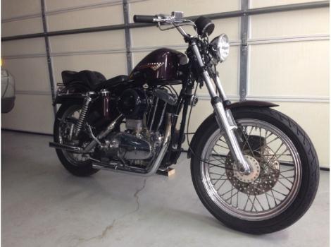 1963 Harley-Davidson Sportster