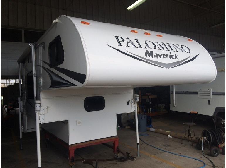 2013 Palomino Maverick M-8801