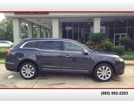 2014 LINCOLN MKT 4 DOOR SUV