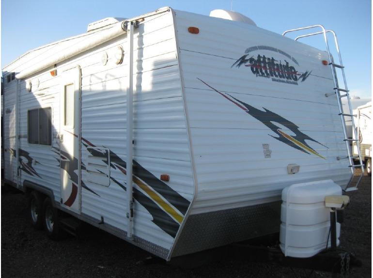 2006 Eclipse Recreational Vehicles Attitude 21AK