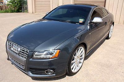 Audi : S5 S5 2009 audi s 5 4.2 coupe v 8 360 hp awd 10 11 12 13 bmw m 3 m 4 m 5 s 6 s 4 a 4 a 5 cts v