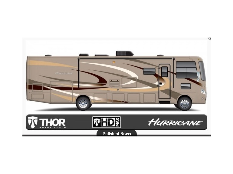 Thor hurricane rvs for sale in elkhart indiana for Thor motor coach elkhart in
