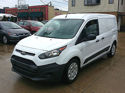 Ford : Transit Connect XLT Mini Cargo Van 4-Door NEW BODY STYLE XLT CARGO VAN LONG WEELBASE ONLY 3,929 MILES CD  PWR VERY CLEAN