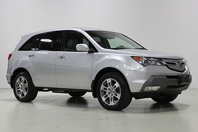 Acura : MDX Tech Pkg 08 mdx sh awd one owner navigation technology rear camera xenon els bluetooth