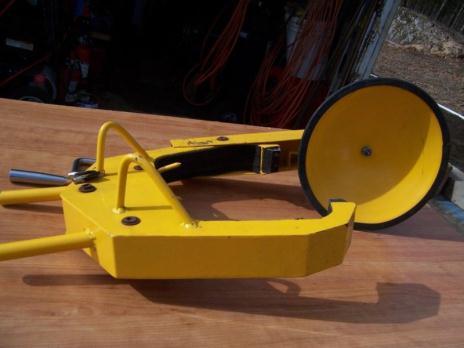 Goliath Wheel Boots