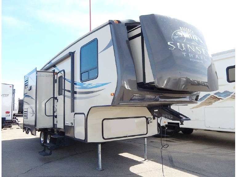Crossroads Sunset Trail Reserve Sf26rb RVs for sale