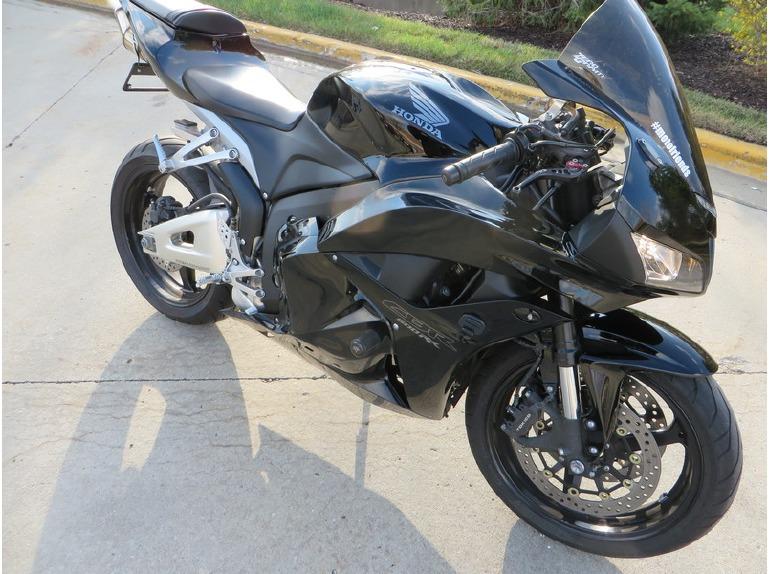 Honda cbr600rr motorcycles for sale in olathe kansas for Honda motorcycle dealership kansas city