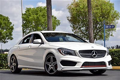Mercedes-Benz : CL-Class 4dr Coupe CLA250 15 mercedes benz cla 250 sport pkg multimedia pkg p 1 pkg bi xenon spoiler