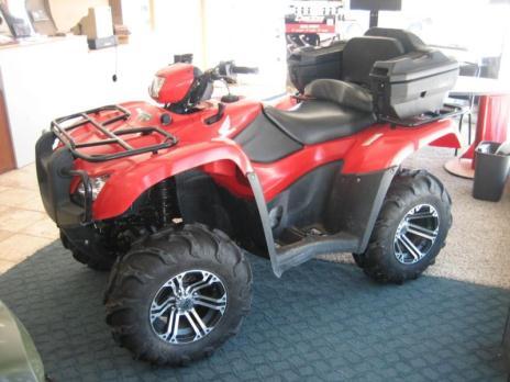 2012 Honda Foreman 500 ES 4x4 Four Wheeler Quad