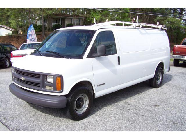Chevrolet : Express G3500 142K SEE 56 PHOTOS ON THIS SOUTHERN WAGON NICE-1-TON-G30-TURBO-DIESEL-EXT-BODY-PRE-DURAMAX-NON-POWERSTROKE-GMC-SAVANNA-SIS