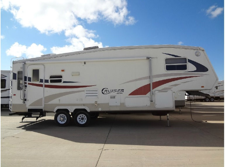 2003 Crossroads Rv Cruiser 27RL