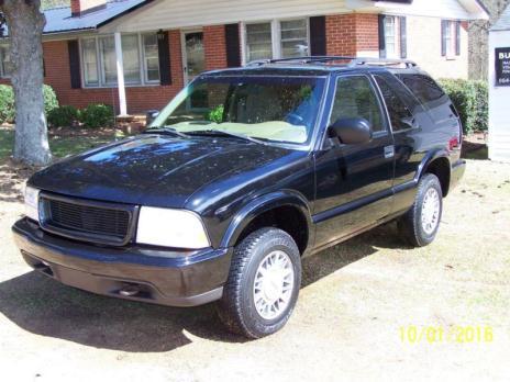 2001 gmc jimmy 4x4 cars for sale. Black Bedroom Furniture Sets. Home Design Ideas