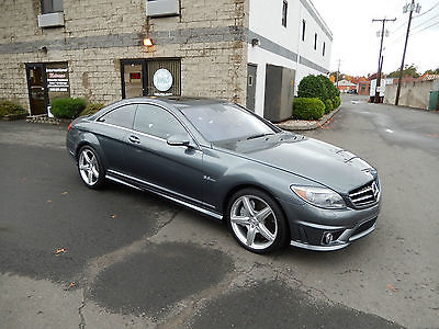 Mercedes-Benz : CL-Class AMG CL63 COUPE 2009 mercedes benz cl 63 amg one owner only 22 000 miles fully serviced