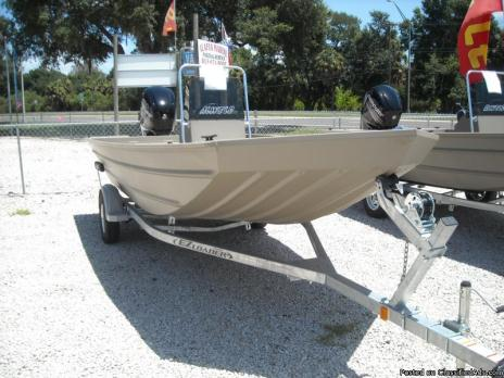 2015 Alweld Comercial Aluminum 1860cc Bay with a Merc 75 EFI 4 Stroke on a...