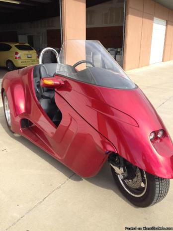 2008 Thoroughbred Motorsports Stallion Trike