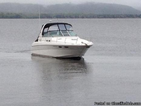 2000 Sea Ray 310DA