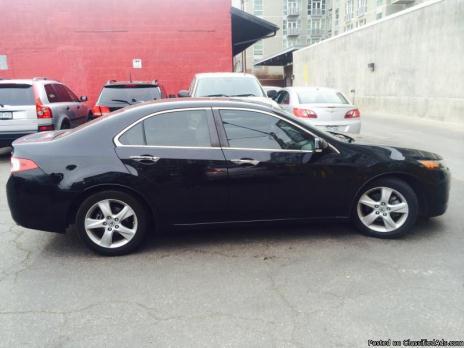 2010 Acura TSX - Black