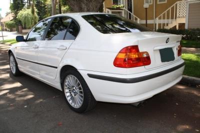 BMW 330Xi 6Cyl - Automatic Gearbox