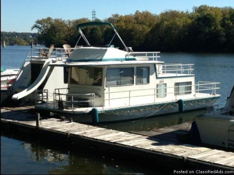 Gibson House Boat