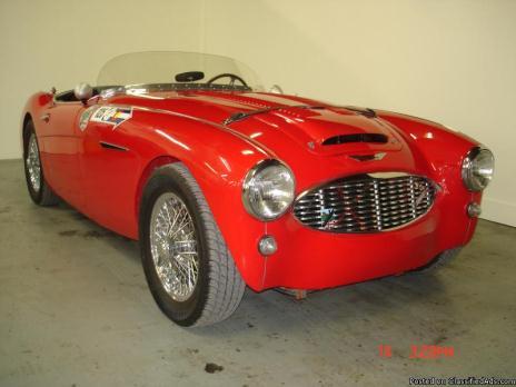 1960 Austin Healey BN7