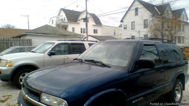 2000 Blazer for sale