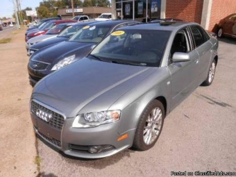 2008 Audi A4 – Excellent Condition - $10,500 (KENNER)