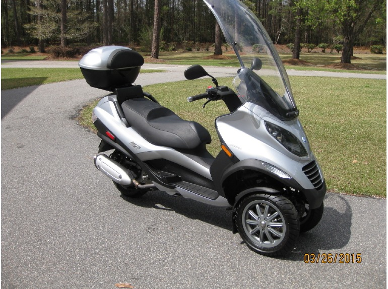 piaggio mp3 250 motorcycles for sale in south carolina. Black Bedroom Furniture Sets. Home Design Ideas