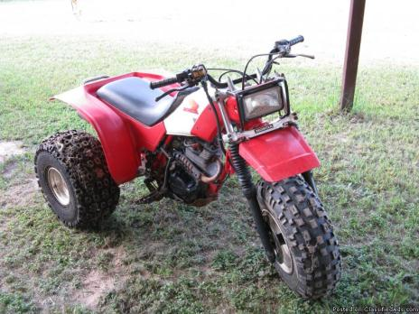 Honda 200x 3 Wheeler Motorcycles For Sale