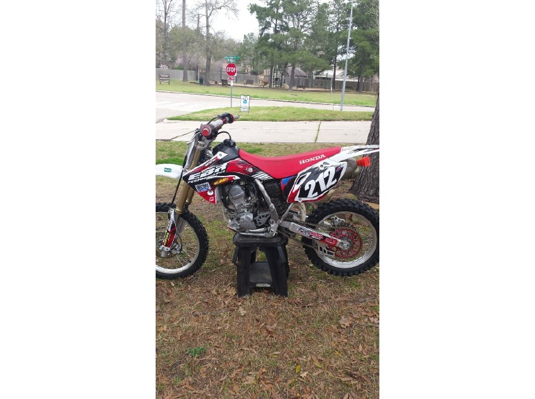 Honda crf150 motorcycles for sale in kingwood texas for Honda dealership kingwood