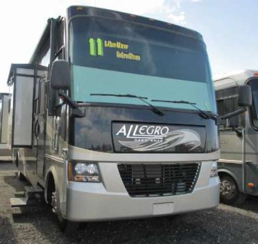 2011  Allegro  35 QBA Ford