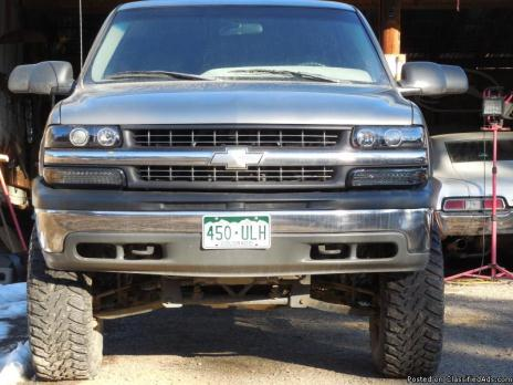 99 Chevy Silverado 1500 Z71