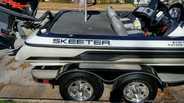 2011 skeeter zx 225 boats for sale for Fast cash motors tyler tx
