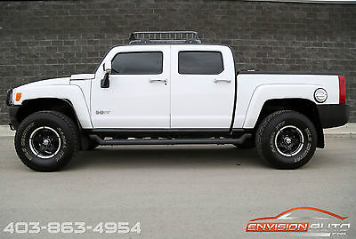 Hummer : H3T Crew Cab - Luxury Package - Sunroof - Heated Seats 2010 h 3 t hummer truck final year produced loaded with extras