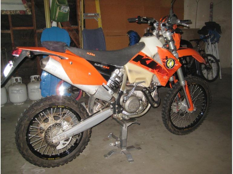 2005 ktm 525 exc motorcycles for sale. Black Bedroom Furniture Sets. Home Design Ideas