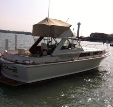 1967 Chris-Craft Commander